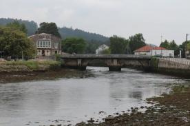 Bridge that we used in the main road