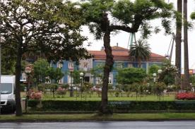 Méndez Núñez gardens