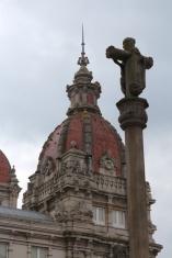 Marqués de San Martín square