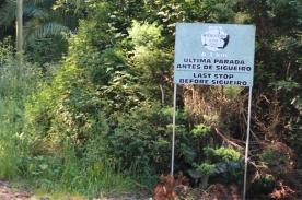 Lavandeira de Riba area - LAST STOP BEFORE SIGÜEIRO